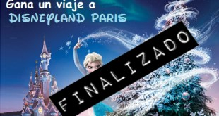 sorteo disneyland paris